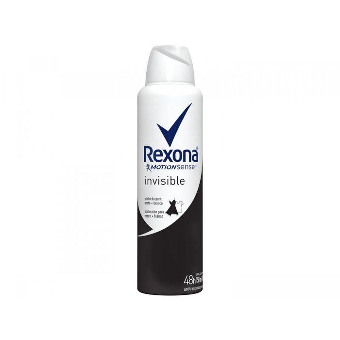 desodorante rexona invisible